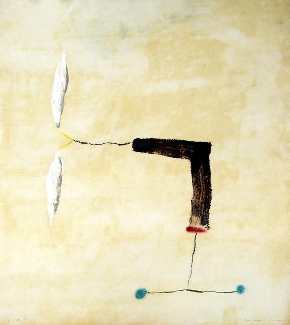 Riera i Aragó, 'Avió rodes blaves', 2015, Polígrafa Obra Gráfica
