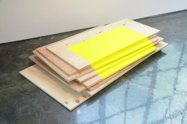 , 'SCR-17 Floor Stack,' 2015, Minus Space