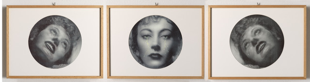 , 'Valentina Cortese is an embroiderer,' 1999, CARDI GALLERY