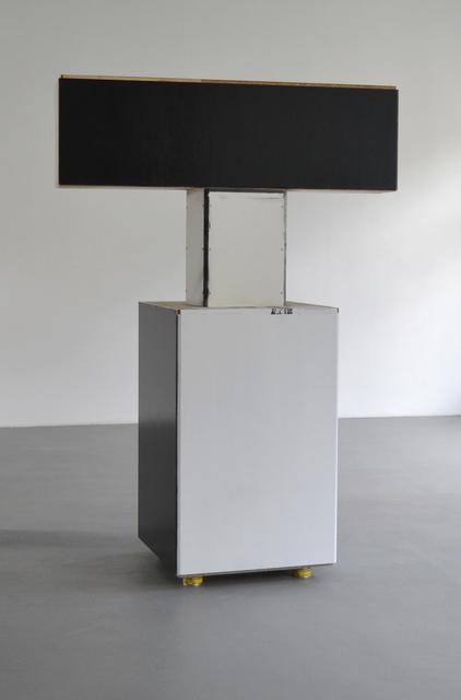 , 'Der 4. Roland,,' 2012, Konrad Fischer Galerie