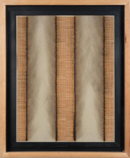 , 'Parcours d'allumettes ,' 1974, De Buck Gallery