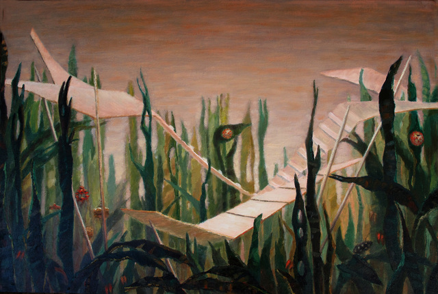 , 'Camino II,' , Davis Gallery & Framing