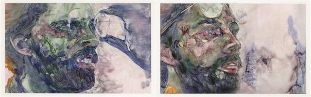 Sarah Biggs, 'Sighting I & II', 2017, David Krut Projects