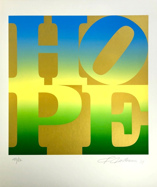 , 'Spring, Four Seasons of Hope, Gold Portfolio,' 2012, Woodward Gallery