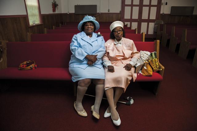 , 'Sunday Church,' ca. 2014, Benrubi Gallery