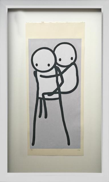 , 'Piggyback (grey),' 2013, Galerie Kronsbein