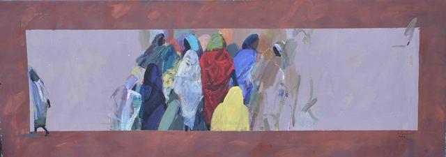 , 'Untitled  ,' 2016, al markhiya gallery