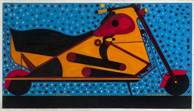 Alcides Pereira Dos Santos, 'Turismo', 1999, Galeria Estação