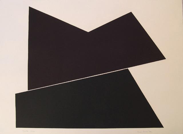 Yves Gaucher, 'Fente', 1986, Winchester Galleries