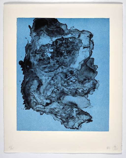 Richard Deacon, 'Lost #3', 2017, Galerie Sabine Knust