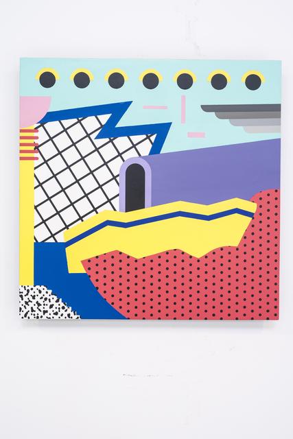 , 'Castelejos,' 2018, Underdogs Gallery