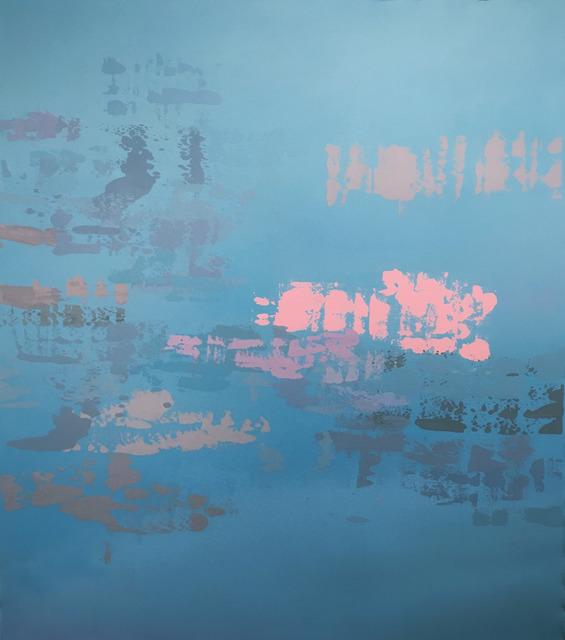 , 'Blue #4,' 2014, ARTI.NYC