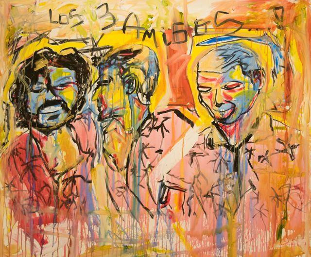 , 'Los Tres Amigos,' 2018, HG Contemporary
