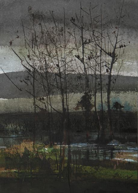 ABBAS NASL SHAMLOO, 'Beyond Alienation 032', 2019, SARADIPOUR Art Gallery