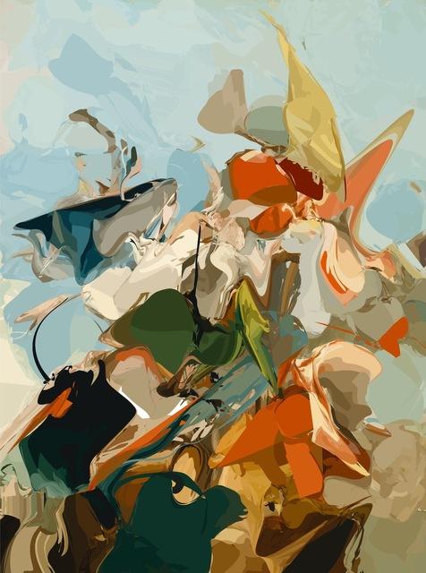 , 'Image Breaker,' 2016, Arróniz Arte Contemporáneo