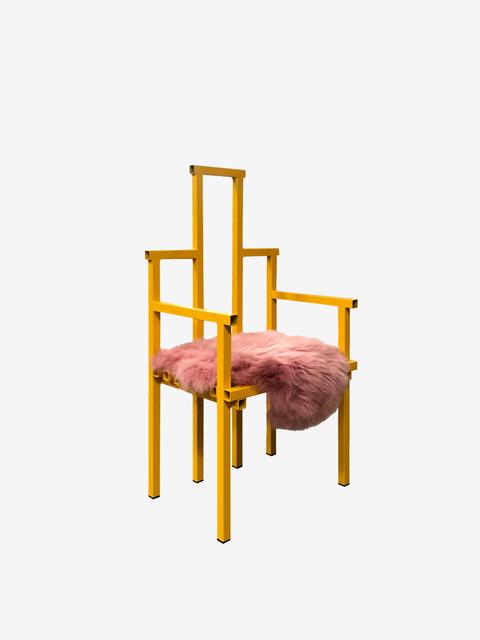 Fredrik Paulsen, 'Peach Melba Chair', 2018, Etage Projects