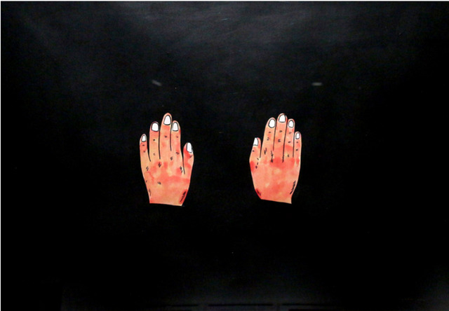 , 'Hands up, Too Deep,' 2016, CLEAR EDITION & GALLERY