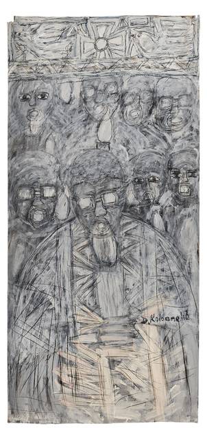 , 'Acolytes,' 2016, Goodman Gallery
