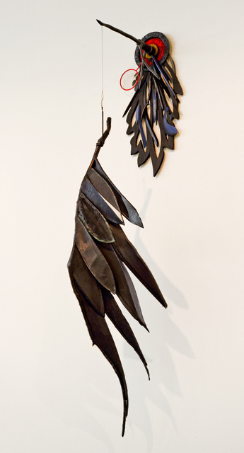 , 'Black Wing,' 2013, Higher Art Gallery