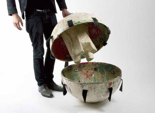 , 'Original Stool Performance,' 2017, Frederieke Taylor Gallery