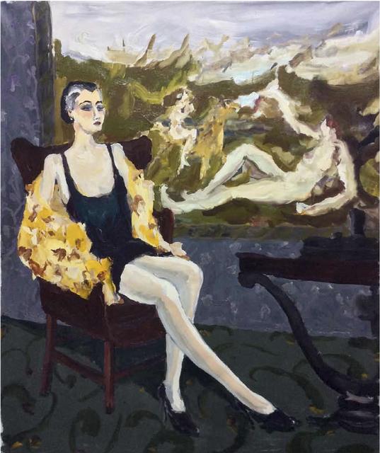 , 'Estate Lady,' 2014, parts gallery