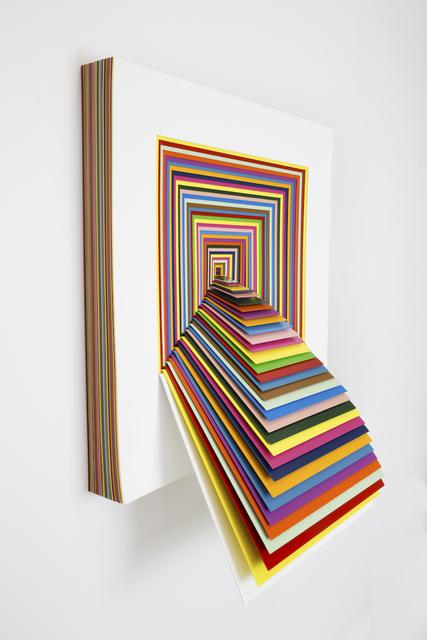 Jen Stark, 'Squared', 2019, Joshua Liner Gallery