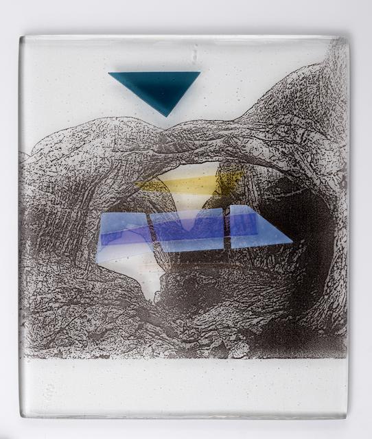 , 'Double Arch Overlay,' 2018, Kopeikin Gallery
