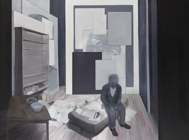 , 'Retratos 5,' 2012, Pasto