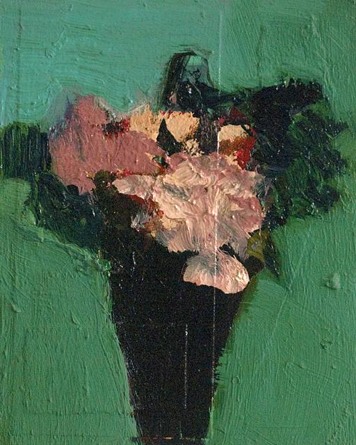 Jennifer Hornyak, 'Aqua with Pink', 2019, Wallace Galleries
