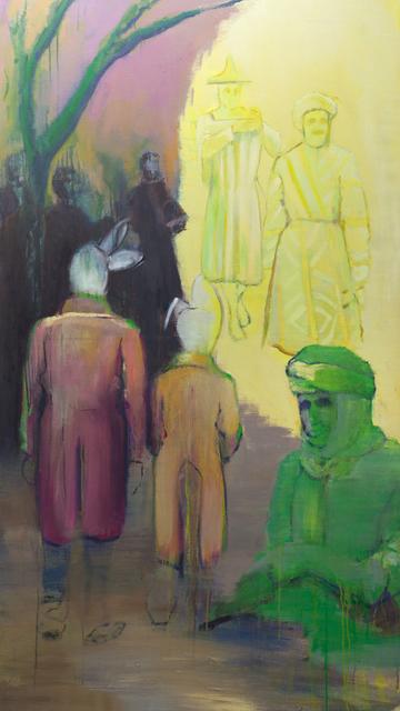 , 'Epiphany,' 2016, Galerie Bart