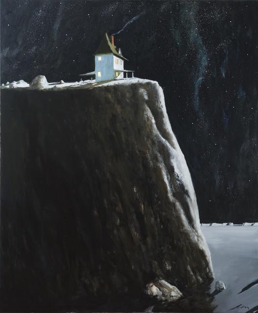 Julio Larraz, 'Lei é Lá', 2021, Painting, Oil on canvas, Marlborough New York
