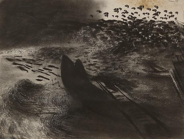 , 'Lands End,' 1988, AkaraArt