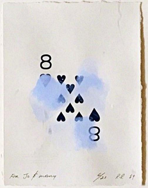 Robert Petersen, 'Eight of Hearts', 1989, Alpha 137 Gallery