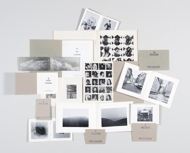 , 'Bilder Books,' 1969-1973, Richard Saltoun