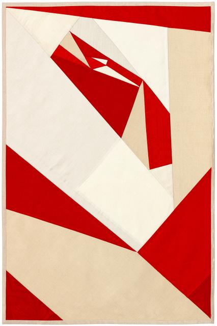 , 'Seeing Red Series 4,' 2019, Kathryn Markel Fine Arts