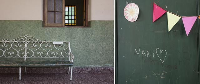 , 'El aula de segundo año ,' , Fabrik Gallery