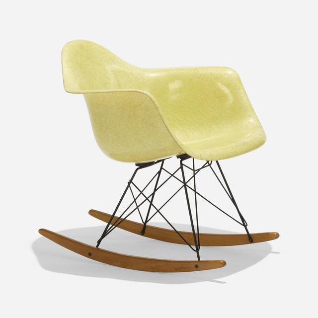 Charles and Ray Eames, 'RAR', 1950, Wright