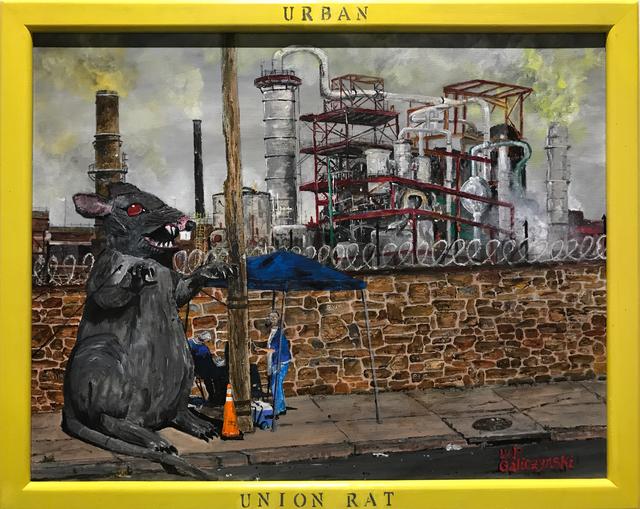 , 'Urban Union Rat,' , InLiquid