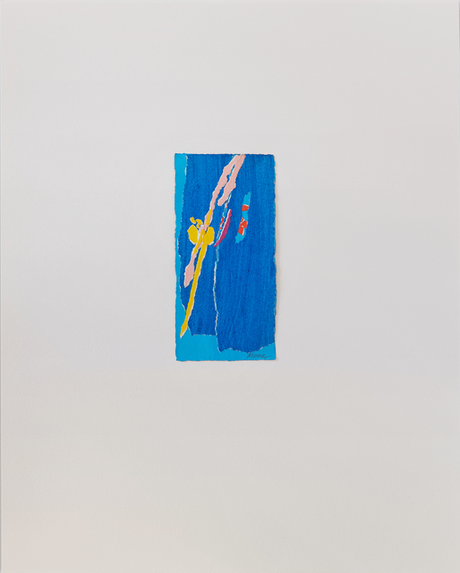 , 'Untitled III (Blue),' ca. 1978, Susan Eley Fine Art