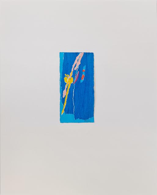 , 'Untitled III (blue),' ca. 1978, Susan Eley Fine Art