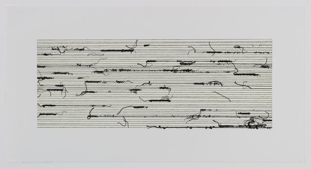 , 'Text 2 ,' 2017, Tamarind Institute