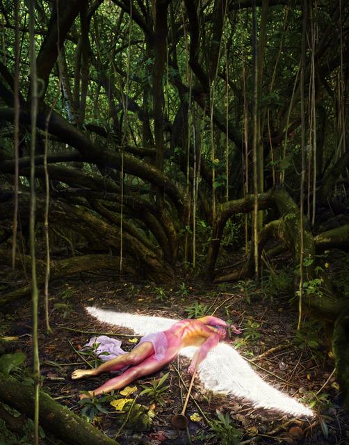David LaChapelle, 'What Was Unseen ', 2013, Photography, Pigment print, Alex Daniels - Reflex Amsterdam