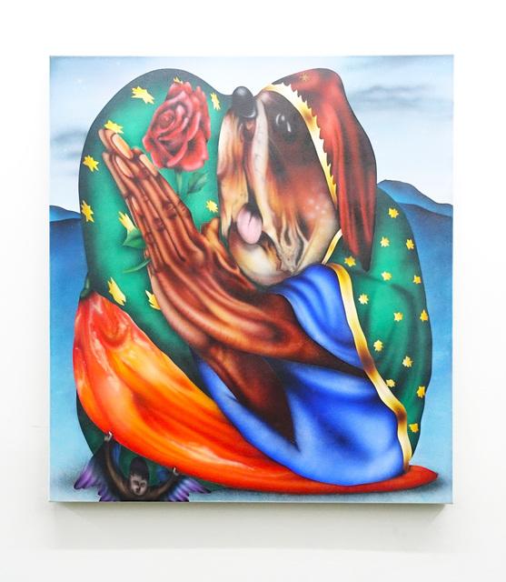 , 'Guadalupe,' 2017, SADE
