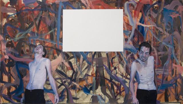 , 'Cake (Double Brian),' 2011, MASS MoCA