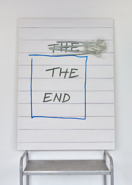 , 'The End,' 2018, Charlie Smith London