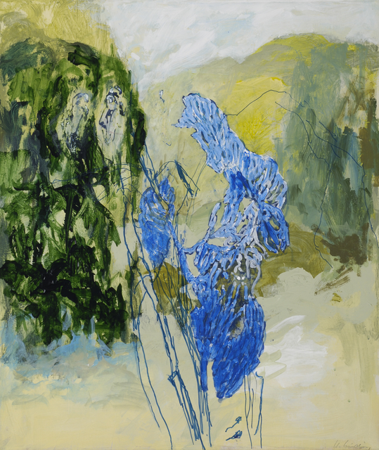 , 'Bios V,' 2013, Odon Wagner Contemporary