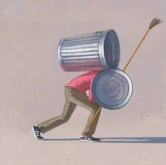 Vonn Sumner, 'Warrior Moving', 2014, Morton Fine Art
