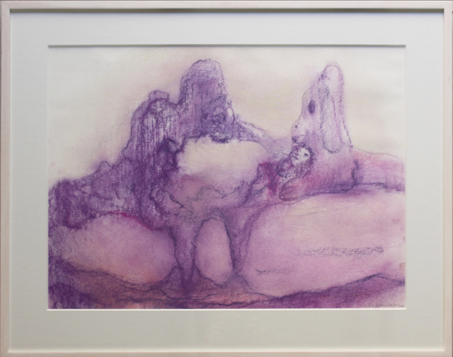 , 'Landscape Violet,' 2010, Beck & Eggeling