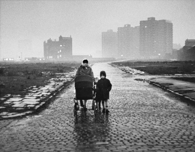 , 'Salford,' 1964, The Photographers' Gallery