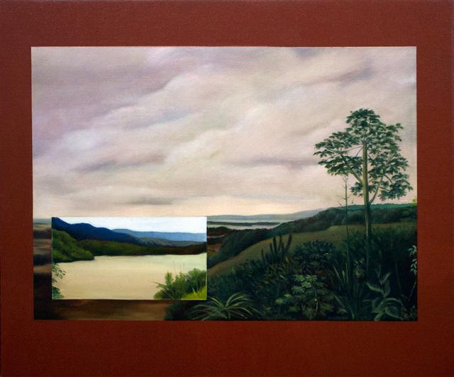 , 'La memoria de los intentos,' 2017, Galería silvestre